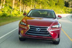 2019 Lexus NX300 Hybrid Review