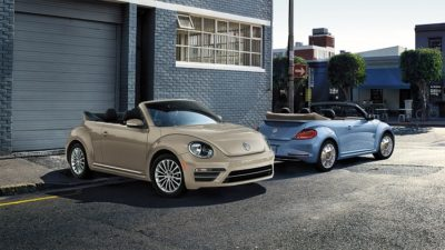 VW is killing off the Beetle