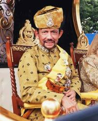 Brunei death penalty for gay sex
