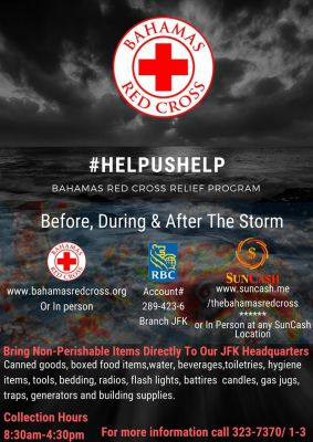 how to help victims of hurricane dorian