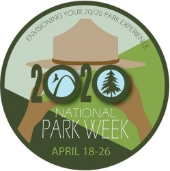 Find Your Virtual Park During National Park Week
