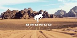 Ford Brings Back Bronco After 25 Years