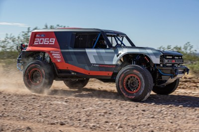 Ford Bronco Type R ptorotype