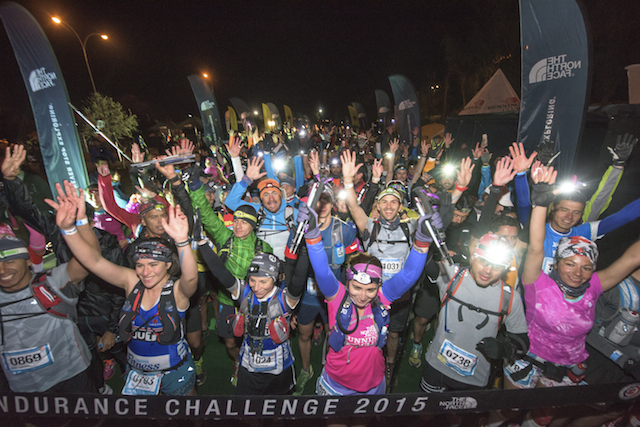 The North Face Endurance Challenge tiene cupo para 2500 corredores