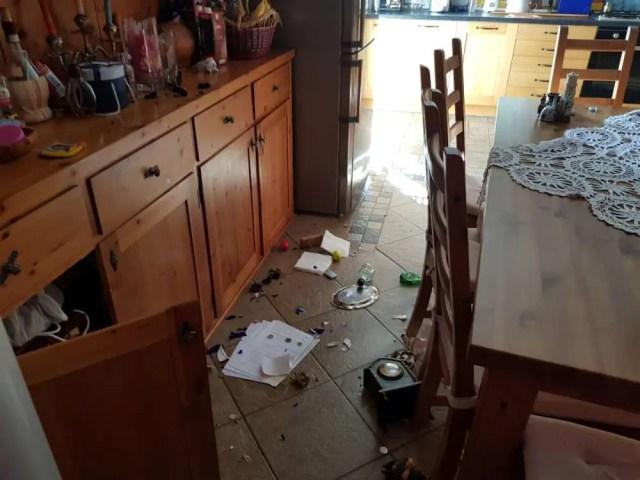 Ισχυρός σεισμός στην Αλβανία - Αισθητός και στην Ελλάδα
