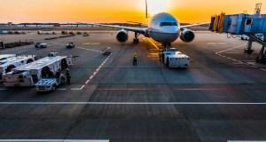 αεροπλάνο, αεροδρόμιο