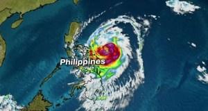 Ο τυφώνας «Καμούρι» αναμένεται να χτυπήσει τις Φιλιππίνες
