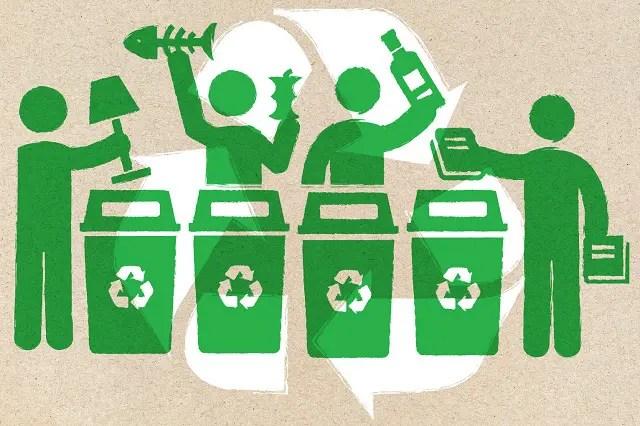 Τα συχνότερα λάθη που κάνουμε στην ανακύκλωση