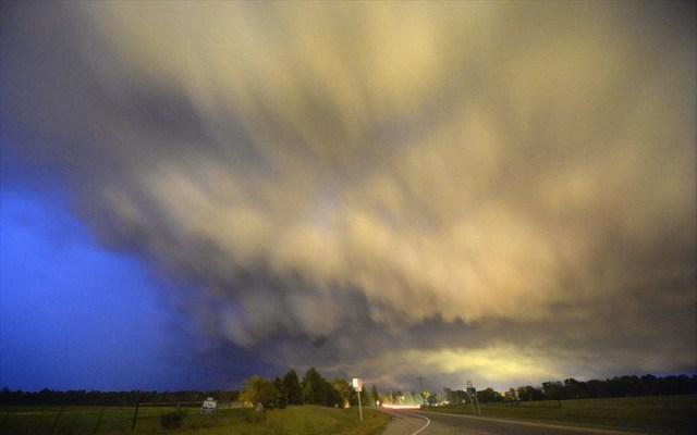Καταιγίδα - Καιρός