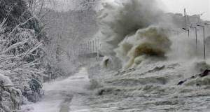 Κακοκαιρία - Χιόνια - Καταιγίδα - Καιρός - καιρικά φαινόμενα