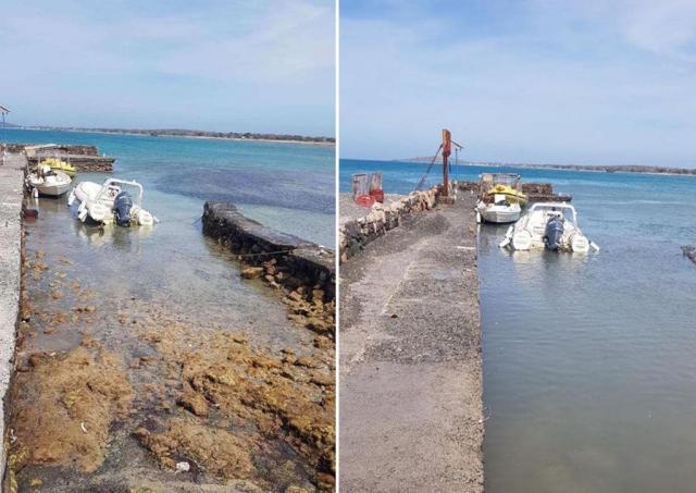 Μίνι Τσουνάμι - Κρήτη