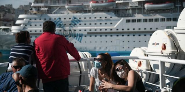 πλοία κορονοϊός