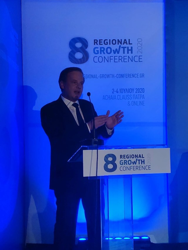 8 Regional Growth Conference