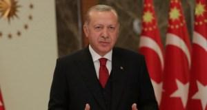 Διάγγελμα Ερντογάν AP IMAGES