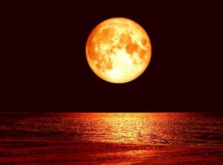 το φεγγάρι σκουριάζει