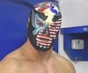 Wrestler The Patriot