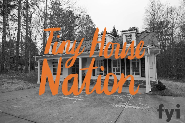 ECraft on an episode of Tiny House Nation