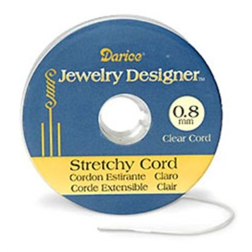Stretch cord from eCrafty.com