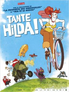 affiche Tante Hilda