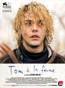 affiche Tom à la ferme