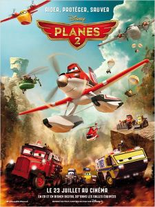 affiche Plane 2