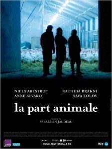 affiche La Part Animale