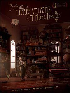 Affiche Les fantastiques livres volants