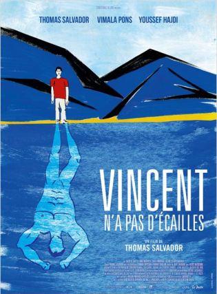 affiche Vincent n'a pas d'écailles