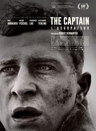 THE CAPTAIN – L'USURPATEUR