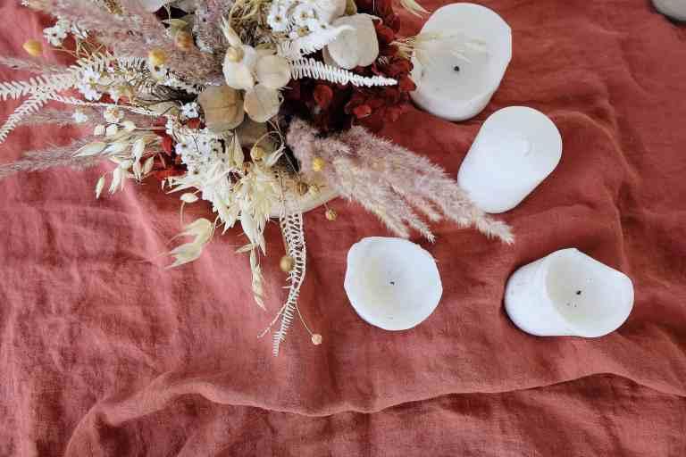 Inspiration Fleurs séchées - Écrin De Bonne Humeur