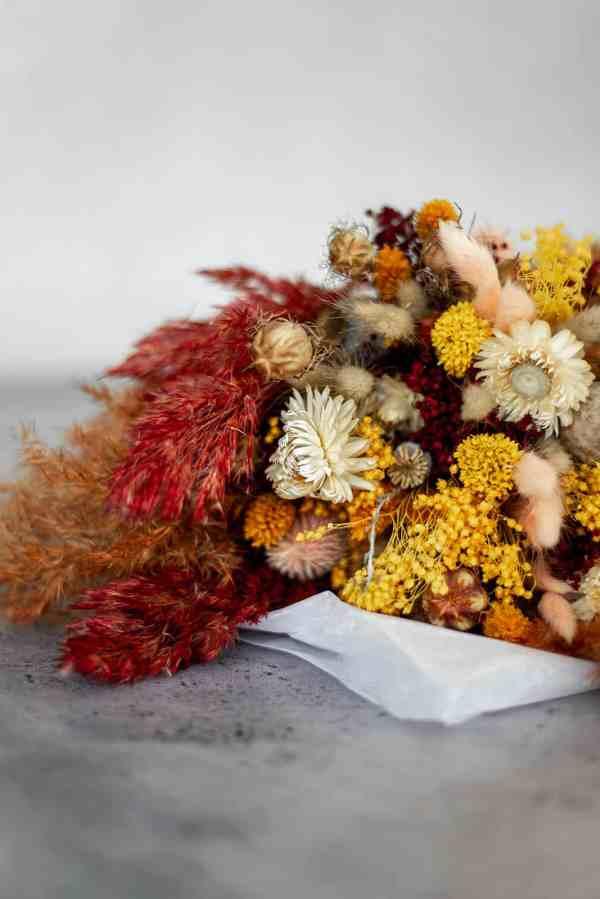 Fleurs séchées - Guadeloupe