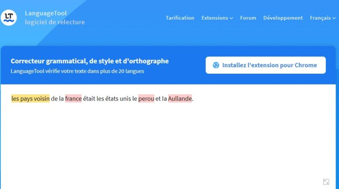 capture-ecran-languagetool-correcteur-orthographe-gratuit-correction-texte