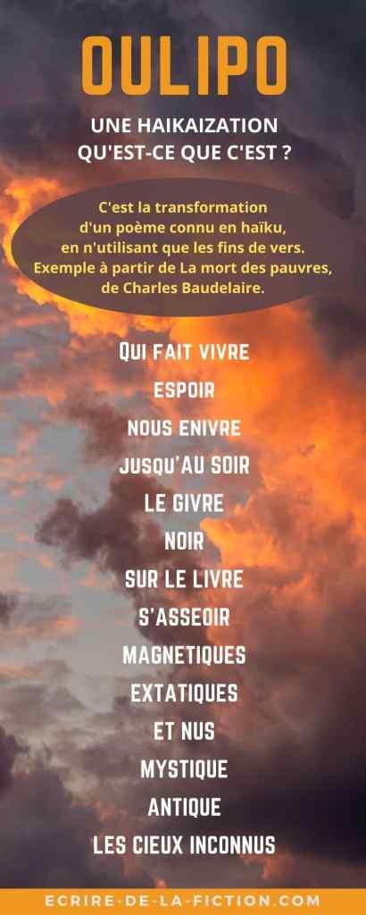 infographie-Oulipo-contrainte-ecriture-Baudelaire