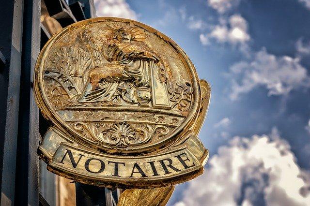 Le notaire: la voie royale pour protéger son oeuvre
