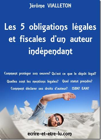 obligations légales et fiscales d'un auteur indépendant