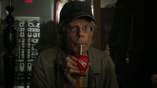 Stephen King aime faire des caméos dans les films inspirés par ses romans