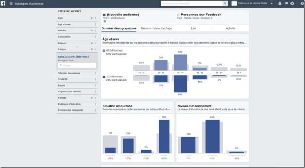 statistiques d'audience Facebook 6