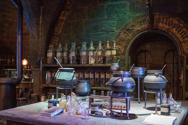 Créer un monde magique comme celui d'Harry Potter