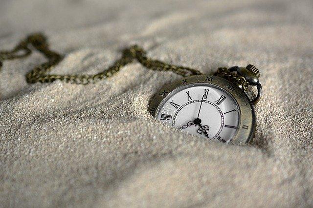 Trouver le temps pour écrire est comme chercher un trésor enfoui