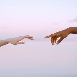 mains droite et main gauche