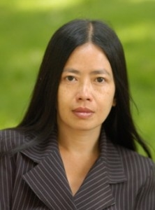 Linda Lê, trouveuse