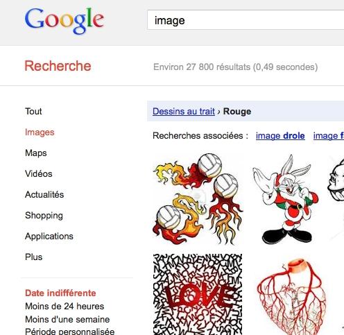 Google Images, un outil surpuissant pour associer image avec texte