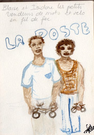 BF17 blaise et isidore