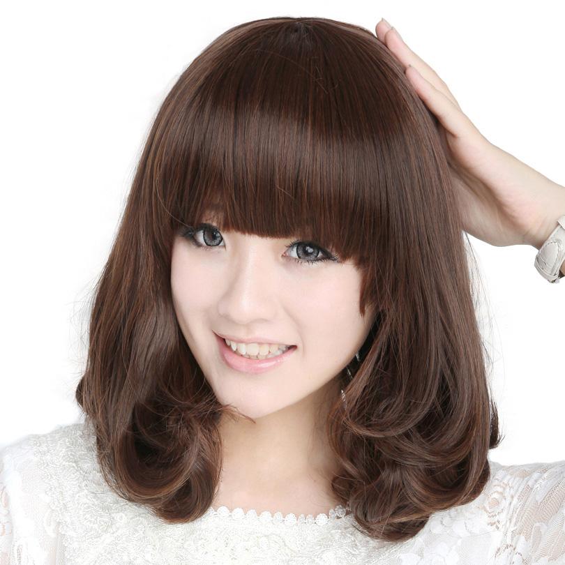 Mau Secantik Wanita Korea Yuk Coba Model Rambut Wanita Korea - Gaya rambut ala girlband korea