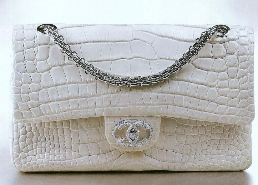 tas termahal di dunia - Chanel Diamond Forever