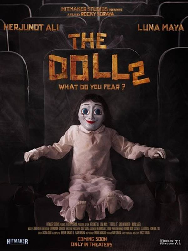 Film Horror Indonesia - The Doll