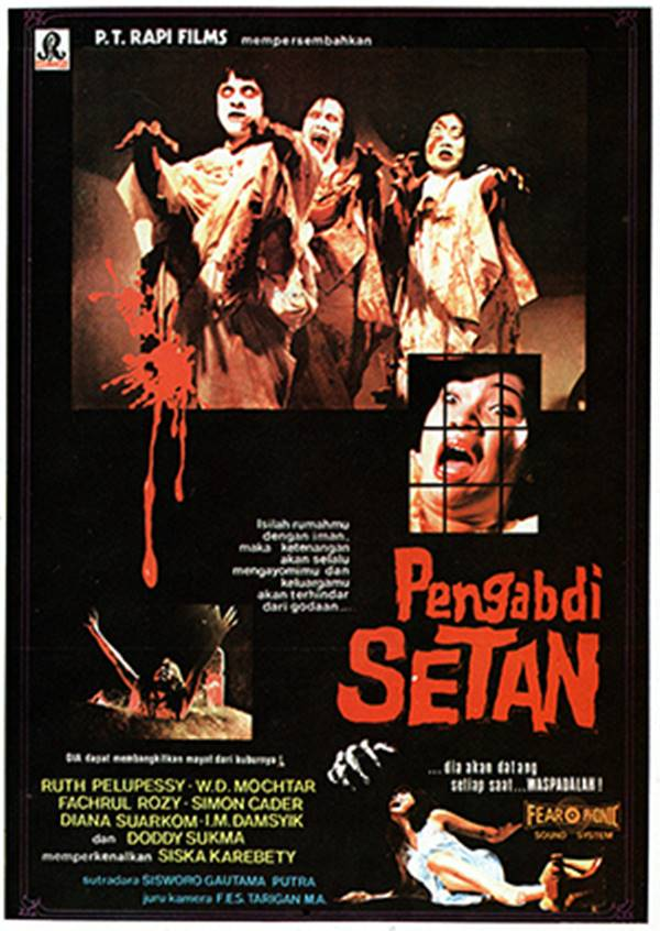 Film Horror Indonesia - Pengabdi Setan