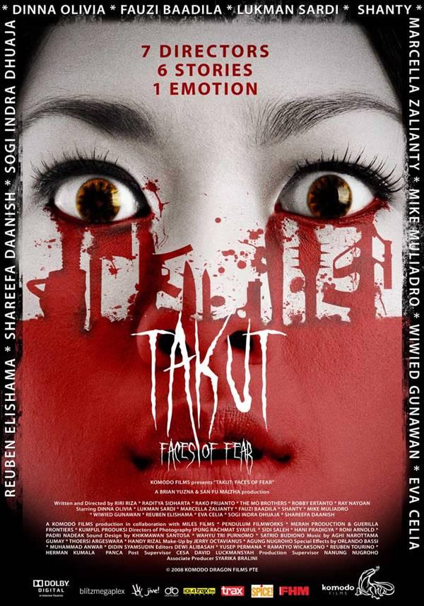 Film Horror Indonesia - Takut