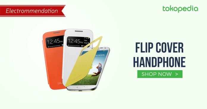 flip cover smartphone