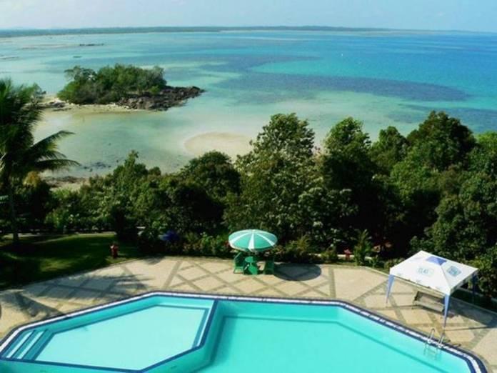 Pantai di Belitung